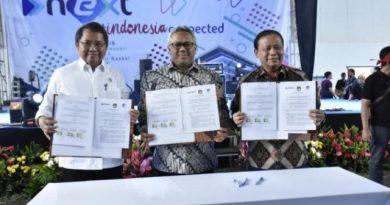 Bersama KPU dan Bawaslu, Kominfo Rilis Laporan Hoaks Terkait Pemilu 2019