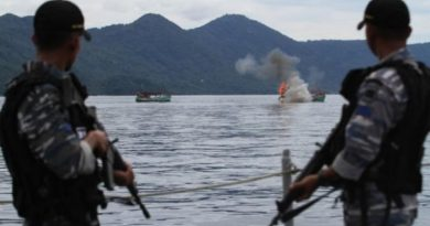 Menko Luhut : Kedaulatan Maritim Indonesia Mutlak Dijaga
